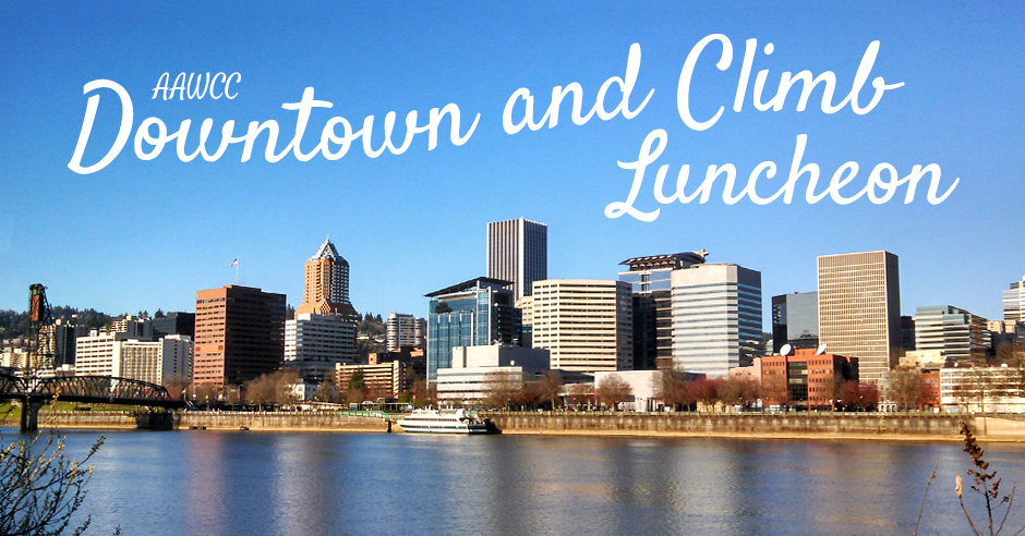 Downtown and CLIMB Luncheon