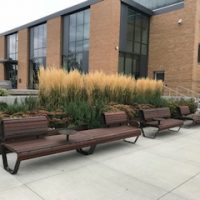 Picture of outdoor furniture at Cascade