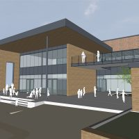 New PCC Sylvania Child Development Center