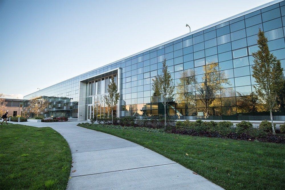 New building at Rock Creek Campus