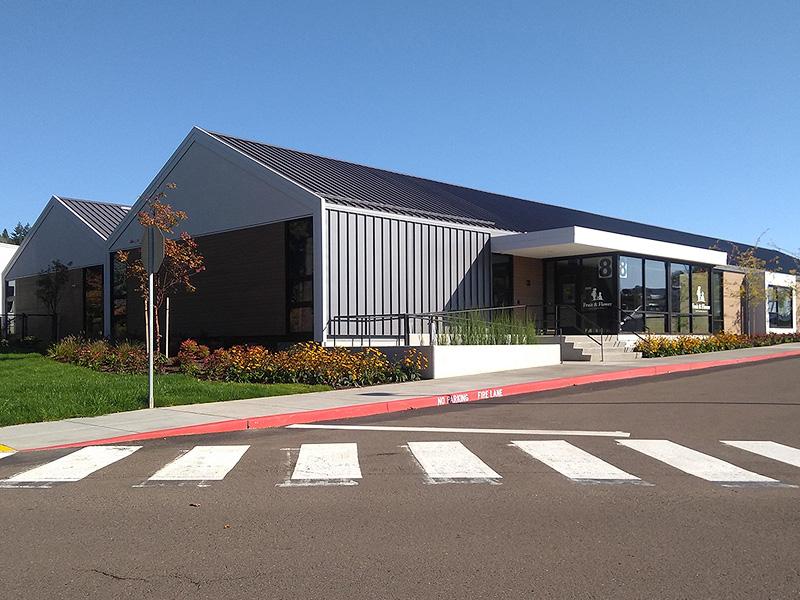 Rock Creek Childcare Center exterior