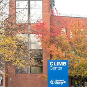 CLIMB Center exterior