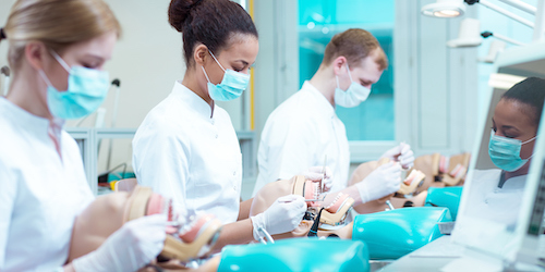 PCC Dental Restorative Class