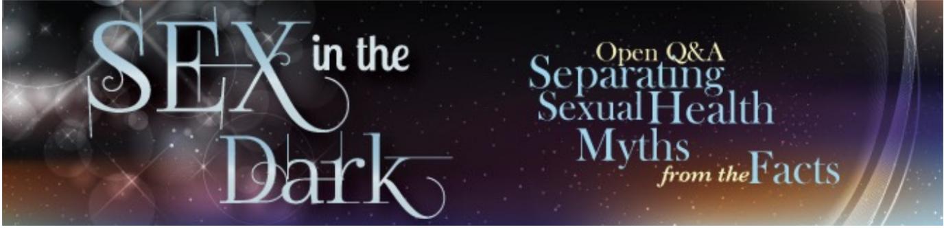 Sex in the Dark Logo