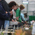 Garden students