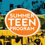 Summer Teen Program logo
