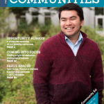 Communities Magazine cover