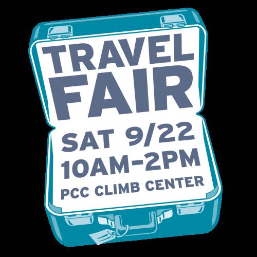 2019 PCC travel fair dates
