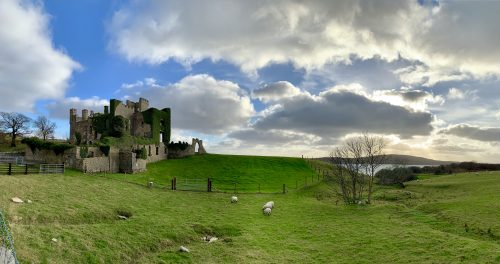 Clifden Castle 2018
