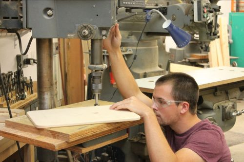 woodworking PCC