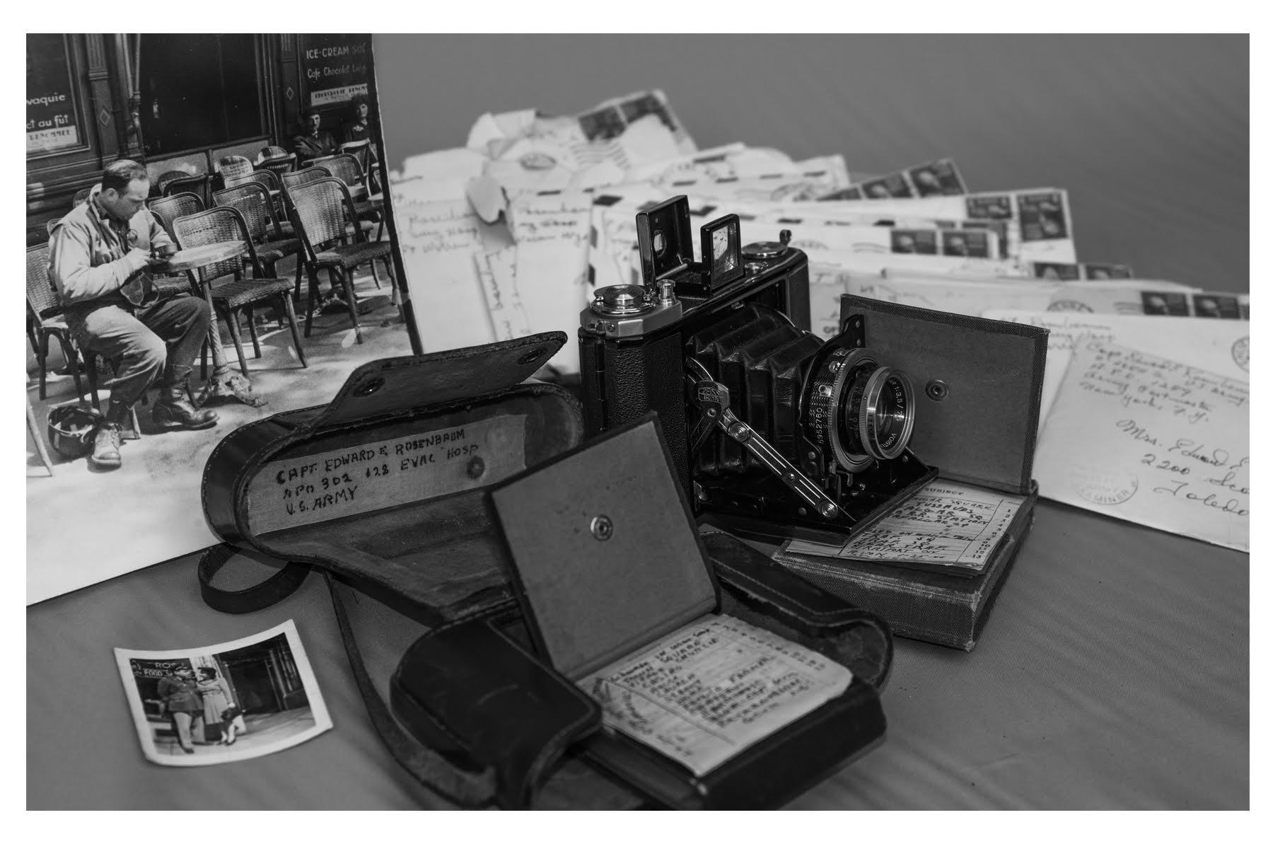 Rachel Rosenbaum grandfather camera equipment