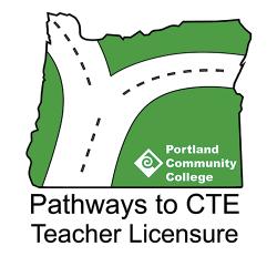Pathways to CTE Teacher Licensure logo