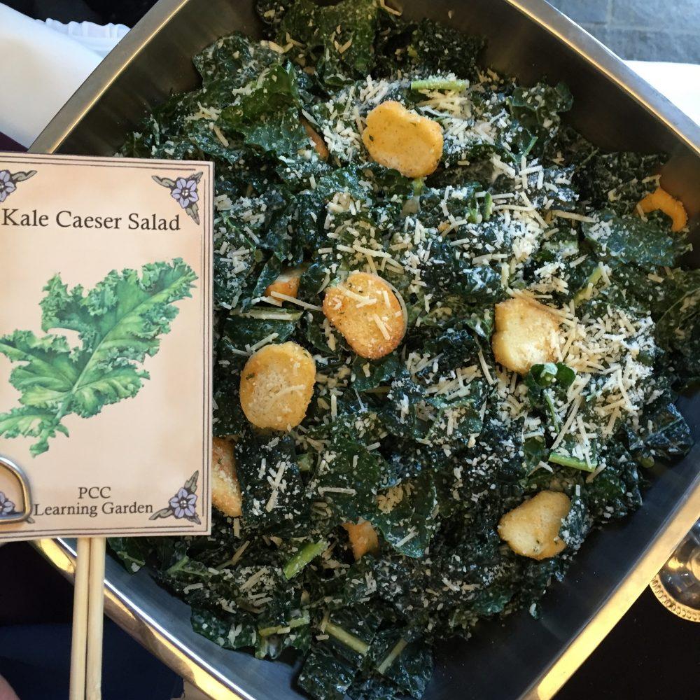 PCC Learning Garden Kale