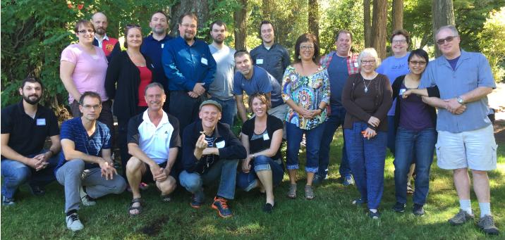 DL staff Retreat, Fall 2015