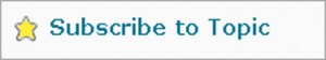 Subscribe to Topic button in D2L activates Notifications for the Discussion topic.