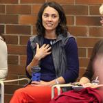 Allison Gross, English instructor