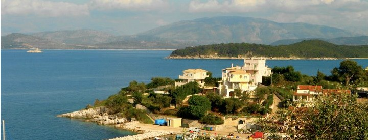 Kassiopi, Greece