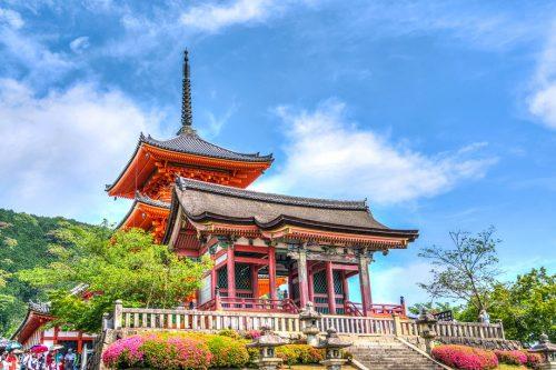 Kyoto Temple Photo