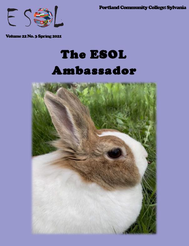 ESOL Ambassador cover