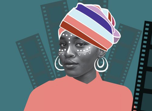 Cascade Festival of African Films poster