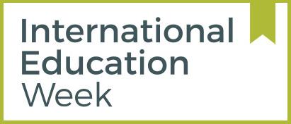 International Education Week logo