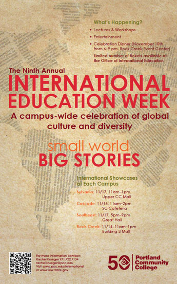 2011 IEW poster