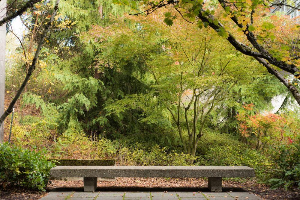 Sylvania bench