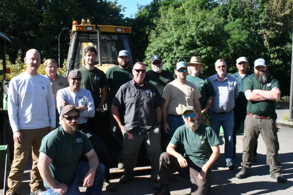 Grounds Team