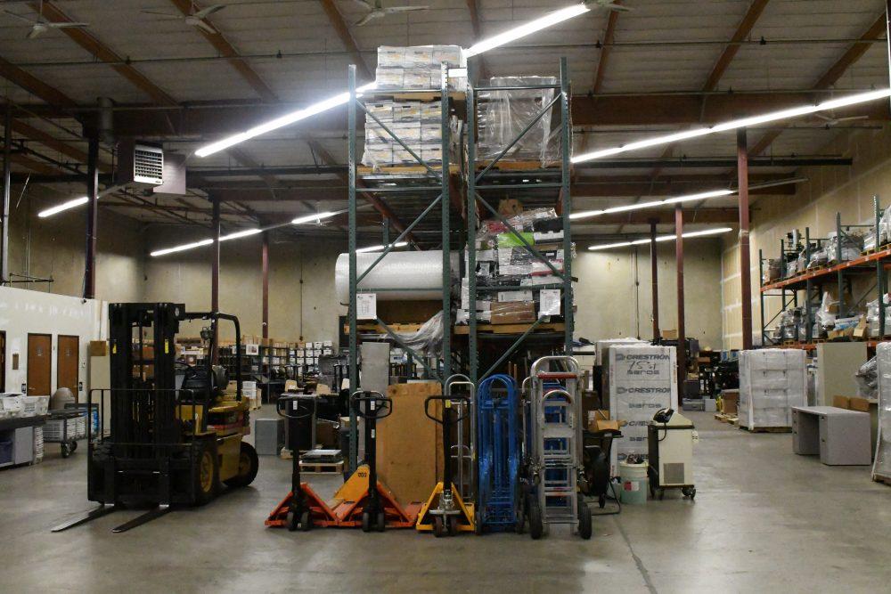 CDS Warehouse