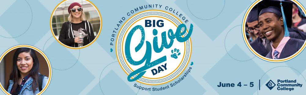 Big Give Day Header