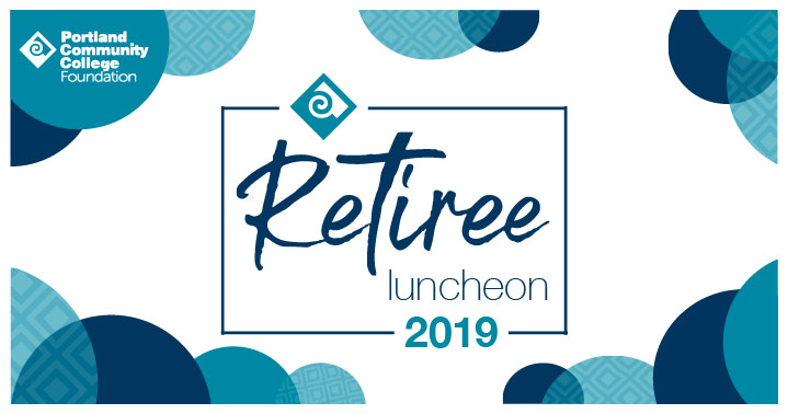 Retiree Luncheon Header
