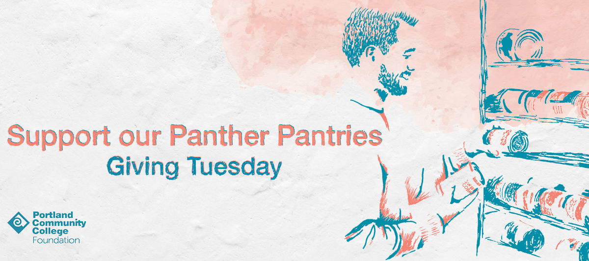 Support our Panther Pantries this Giving Tuesday