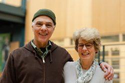 Michael Trigoboff and Patricia Leonard