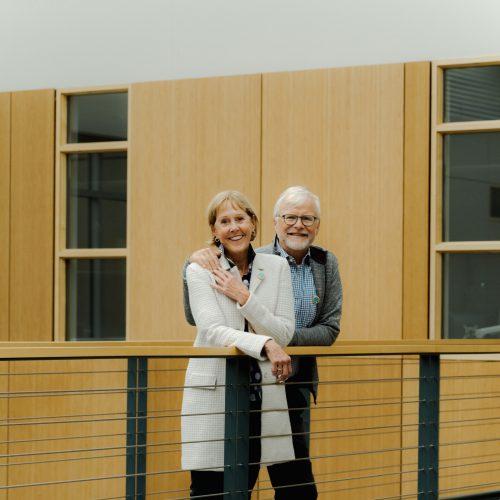 Denise & Robert Frisbee