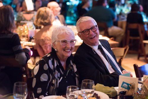 Betty and Richard Duvall