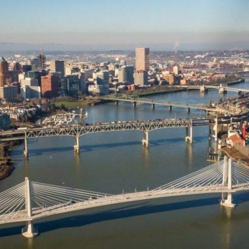 Portland photo from TriMet