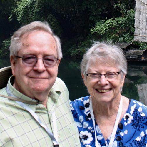 Sue & Tom Bowers