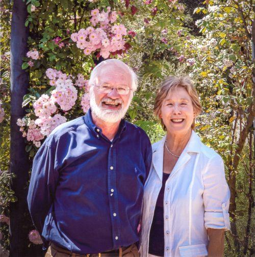 Mary & Robert Holmström