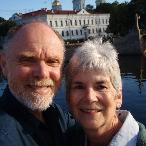Patricia Ferguson-Steger & Paul Steger