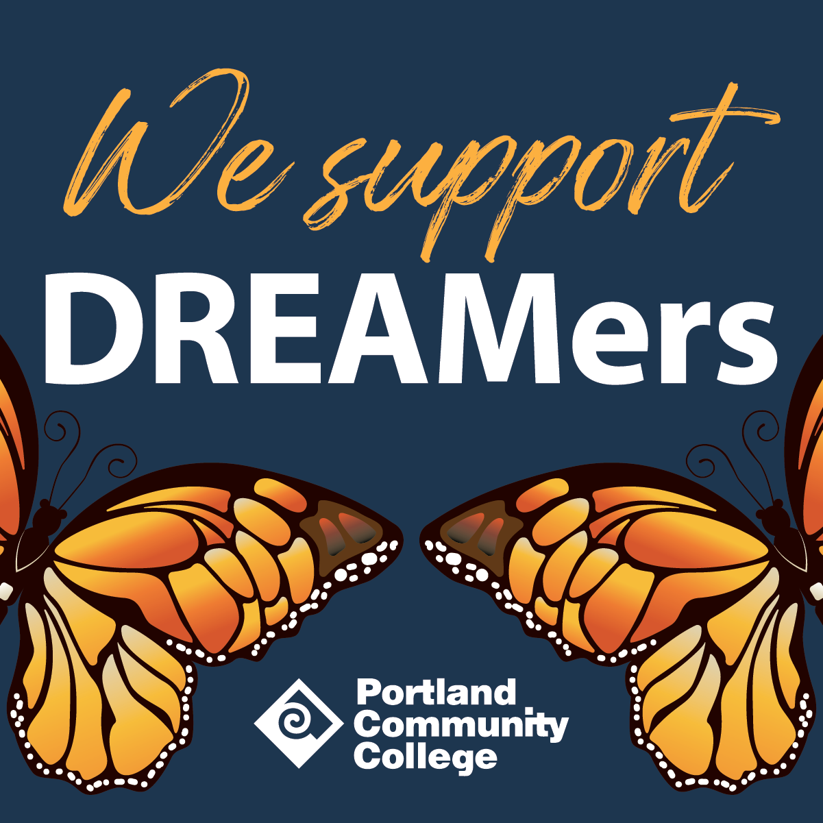 We support DREAMers