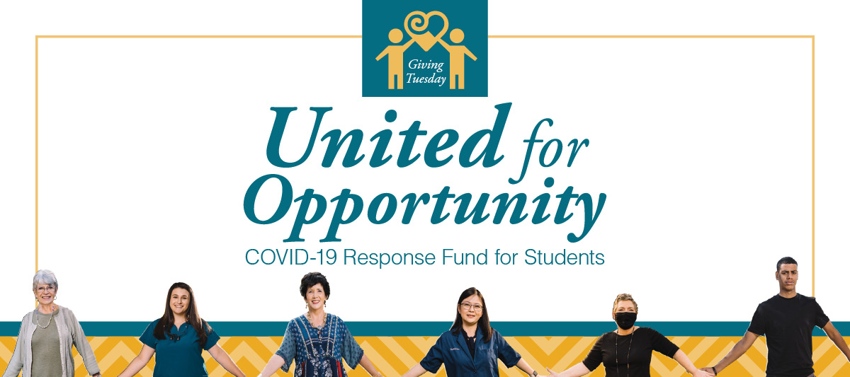 United for Opportunity: COVID-19 response fund for students