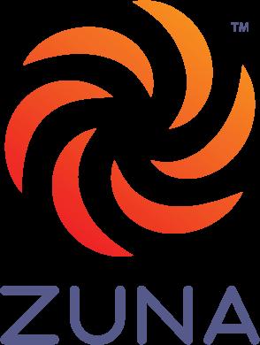Zuna logo