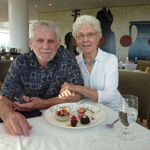 Nancy LaPaglia & Stephen Slusarski