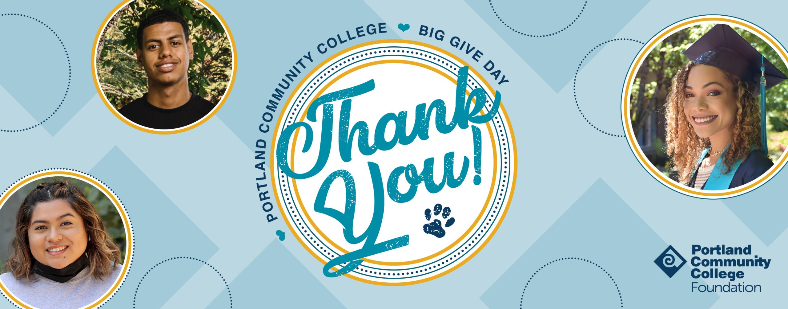 Thank you for supporting Big Give Day