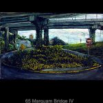 Marquam Bridge IV