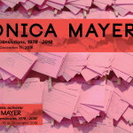 Monica Mayer showcard
