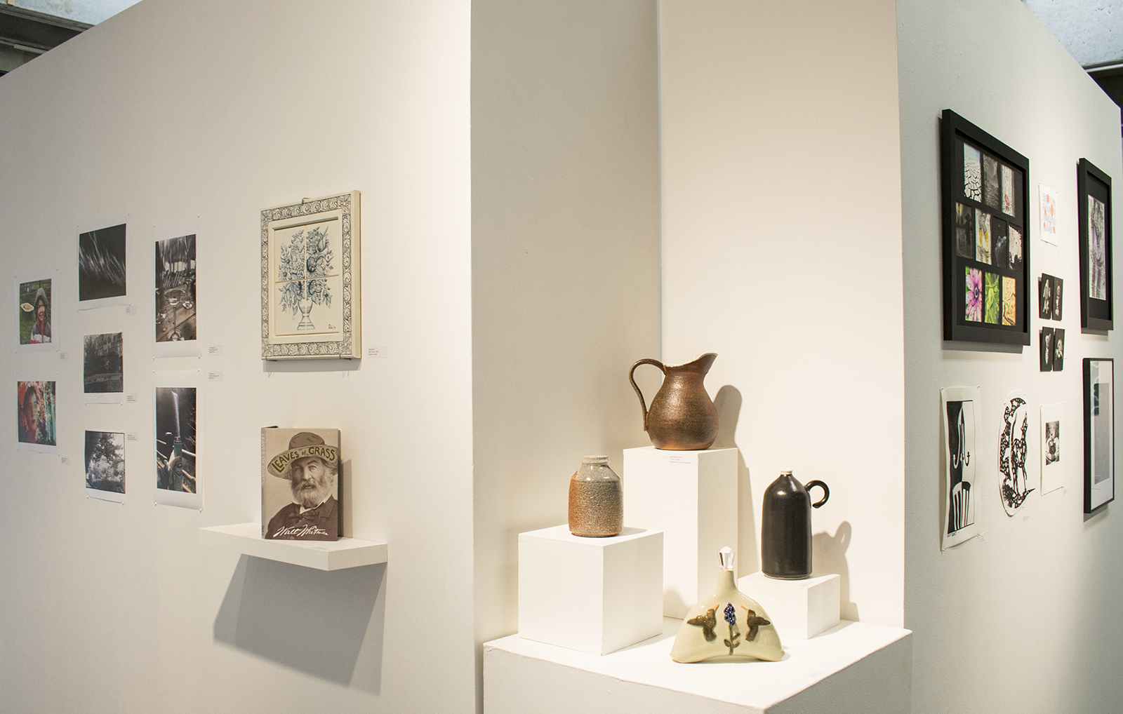 So Much About Process, installation view | Art Galleries at PCC