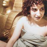"""Tyler Hohnstein, Tara and Her Pharoah, 2005, photograph, 10"""" x 8"""""""
