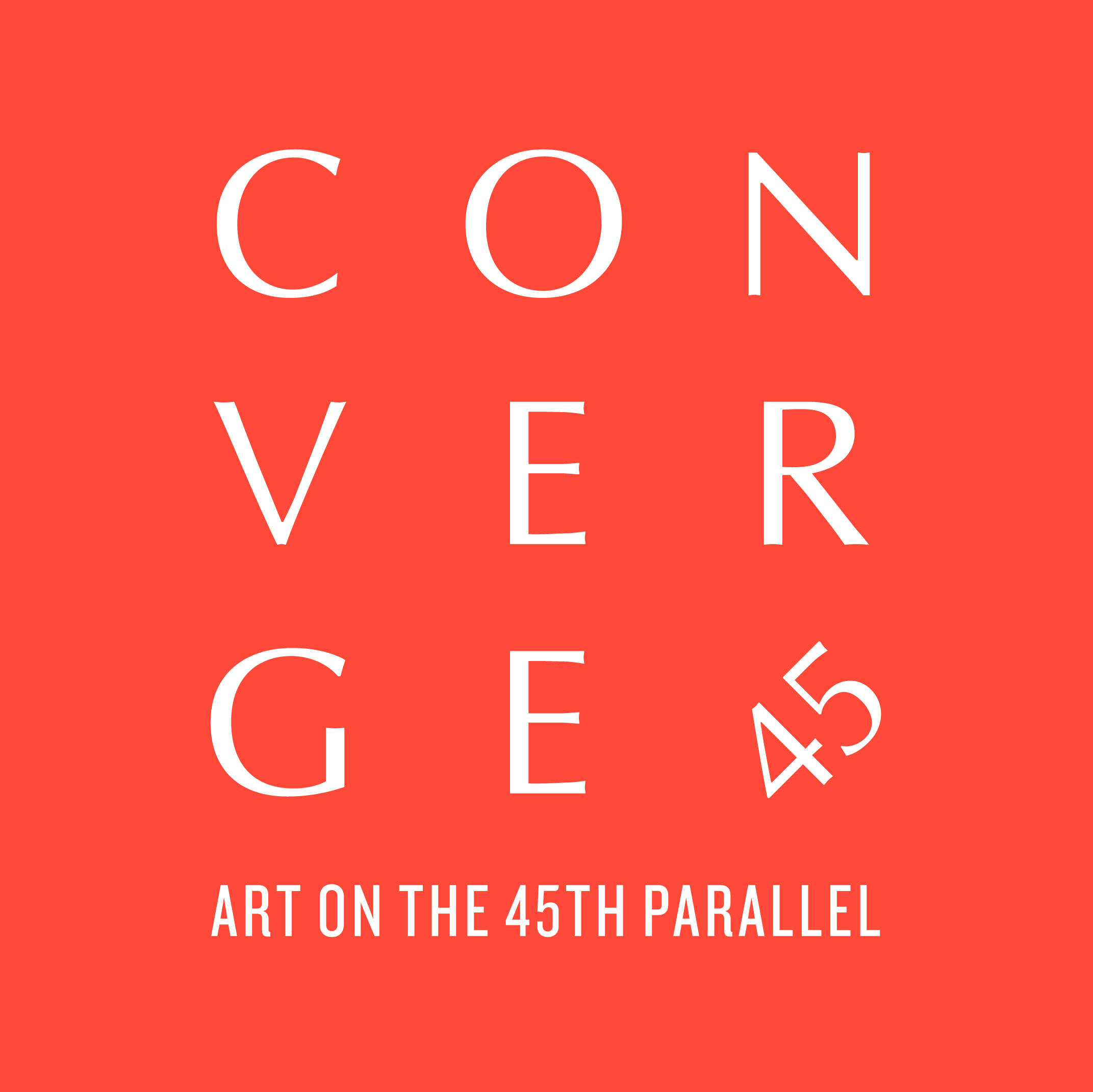 logo for Converge 45