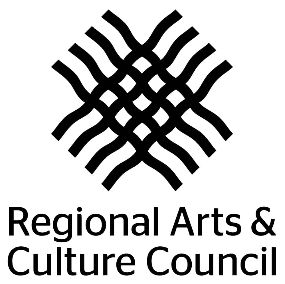Regional Arts and Culture Council logo